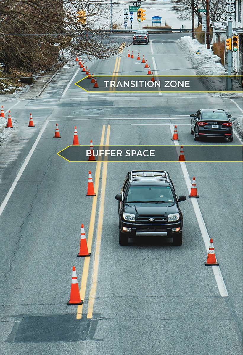 work zone traffic control guidelines