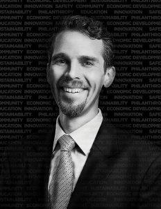 Alex Nunez, Senior VP of Regulatory and External Affairs for Baltimore Gas & Electric (BGE).