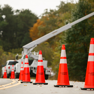 Tapers — Transition Areas in Work Zones
