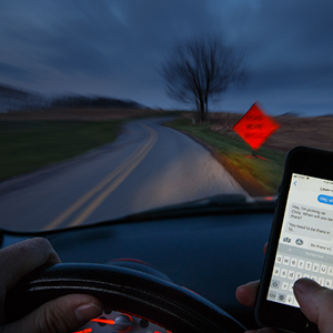 Deadly Digital Driving: Distracted Driving due to Mobile Phone Usage