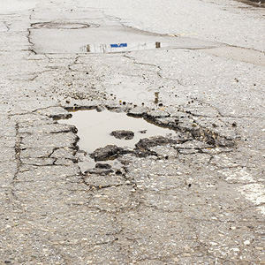 Pothole Repair: It's the Pits