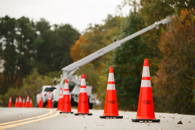 Temporary Traffic Control Company - Flagging Capabilities | PA, MD