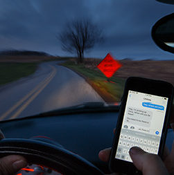 Distracted Driving_Texting and Driving
